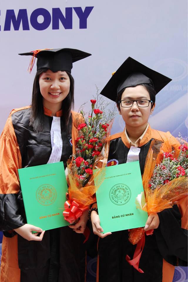 Sinh viên Báo chí Truyền thông Khoa Học Xã Hội & Nhân Văn
