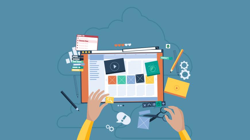 organize your website redesign
