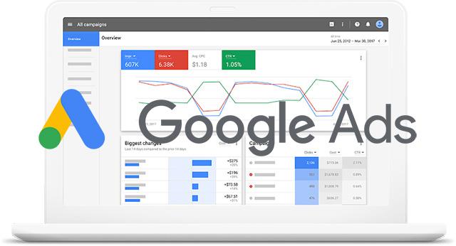 chay google ads de website duoc tim thay tren google