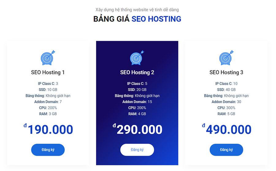 AZDIGI seo hosting tot nhat
