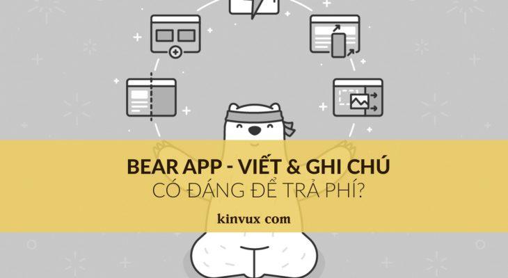 bear app co nen tra phi nang cap len pro
