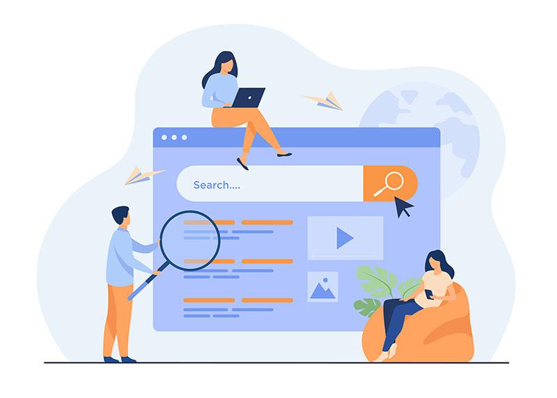 Học khóa học trực tuyến hiệu quả với việc chủ động tìm kiếm thông tin