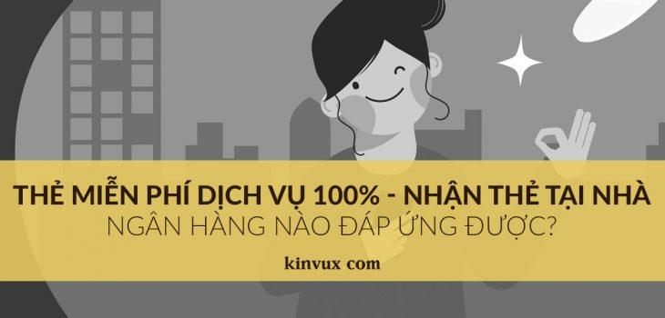 MO THE NGAN HANG MIEN PHI TAI NHA